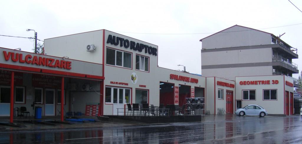 Spalatorie si vulcanizare auto P+1E –  B-dul Energeticienilor, Bucuresti